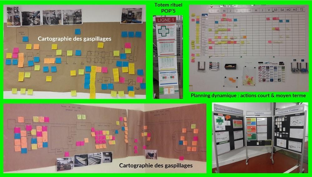 lean management - formation lean - agromousquetaires - ecole pop - delphine petit